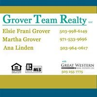 Grover Team Realty with Great Western Real Estate Company