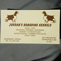Jordan's Boarding Kennels