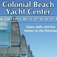 CBYC - Colonial Beach Yacht Center