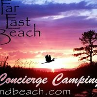 Far East Beach Concierge Camping