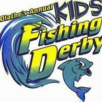 Olathe Kids Fishing Derby