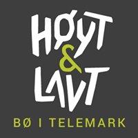 Høyt & Lavt Bø i Telemark