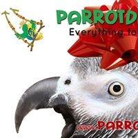 Parrotdise Perch Mississauga