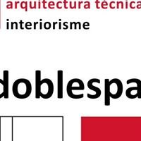 DOBLESPAI estudi d'arquitectura tècnica + interiorisme