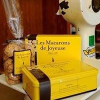 Maison Charaix - Les macarons de Joyeuse