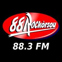88Rockorsou 88.3 FM