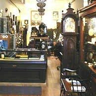 Once Upon A Time Clock Shop
