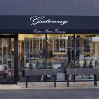 Gateway and Company Custom Picture Framing
