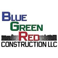 BLue GrEen And ReD Construction