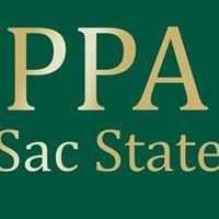 Sacramento State Department of Public Policy and Administration