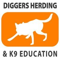 Diggers Herding & K9 Education