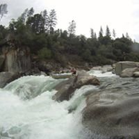 Cherry Creek - Upper Tuolumne River