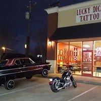 Lucky Dice Tattoo