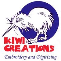 Kiwi Creations Embroidery & Digitizing at Graphics Ink
