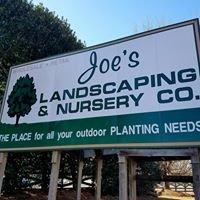 Joe's Landscaping & Nursery Co. Inc.