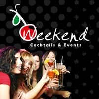 Weekend Cocktails & Events