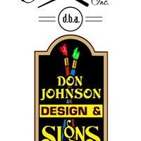 Don Johnson Signs