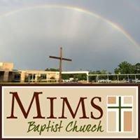 Mims Baptist Church