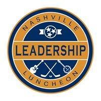 Nashville Leadership Luncheon