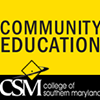 CSM Community Education thumb