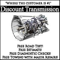 Orlando Discount Transmission