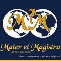 Mater et Magistra - Libreria Catolica