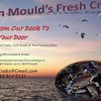 Ryan Mould's Fresh Crabs & Seafood