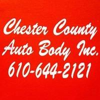 Chester County Auto Body Inc.