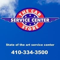 The Car Store Service Center