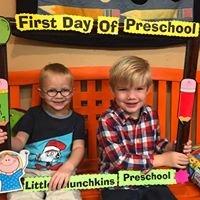 Little Munchkins Preschool Program
