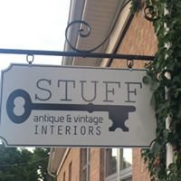 Stuff: Antique and Vintage Interiors