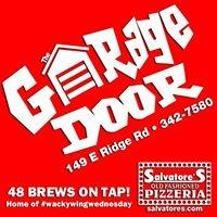 Salvatore's at the Garage Door