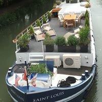 Saint Louis Hotel Barge