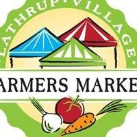 Lathrup Village Farmer's Market