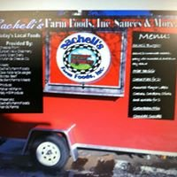 Sacheli's Bistro Bus Food Wagon