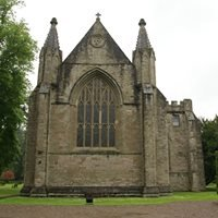 Dunkeld Cathedral Historic
