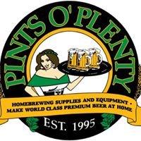 Pints O' Plenty