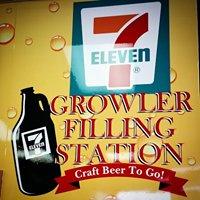 7-11 Growler Station