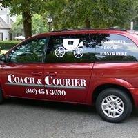 Coach & Courier, est. 1995