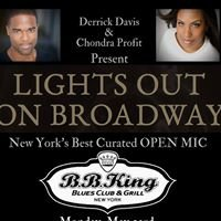 Lights Out On Broadway