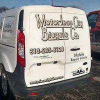 Motorless City Mobile Bicycle Repair