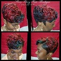 Shear Xtasy Hair Boutique