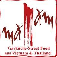 Mammam Friedrichshain Garküche Street Food aus Vietnam und Thailand