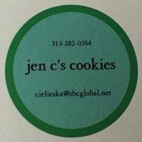 Jen c's cookies