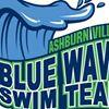 The Ashburn Village Blue Wave Swim Team