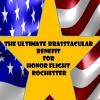 2018 Ultimate Brasstacular for Honor Flight Rochester -Sun July 29, 2018