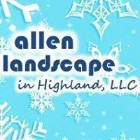 Allen Landscape in Highland, LLC