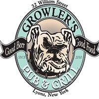 Growler's Pub & Grill