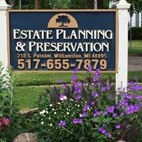 Estate Planning & Preservation