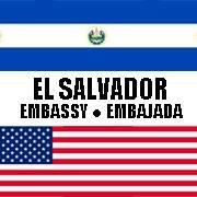 Embajada de El Salvador en Estados Unidos